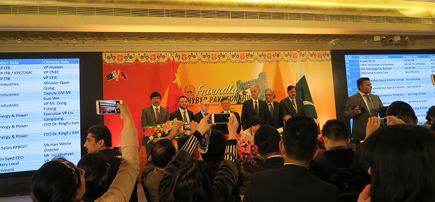 Dongda Plastic Participate in China KP Economic Cooperation Road Show